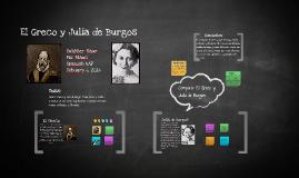 El Greco and Julia de Borges