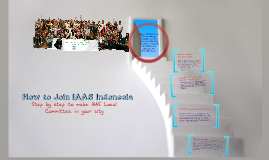 How to Join IAAS Indonesia