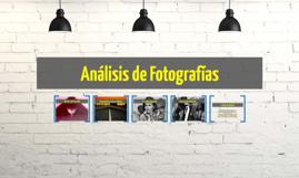 Análisis de Fotografías