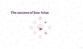 Why I chose Mr. Jose Arias?