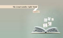 The Great Gatsby: Light Motif