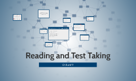 Reading and Test Taking