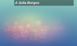 A Julia Burgos