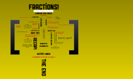 Copy of Fraction