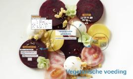 vegetarische voeding