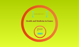 Health and Medicine in France in the 1500's