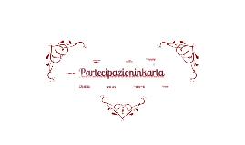 Partecipazioninkarta 2013