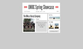 UMDC Spring Showcase