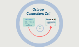 October Connections Call