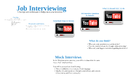 Copy of Interviewing Skills