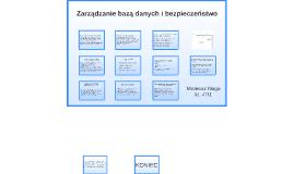 Copy of Zarządzanie bazą danych i bezpieczeństwo