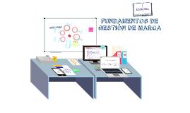 Fundamentos de Gestión de marca