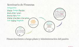 Copy of Seminario de Finanzas