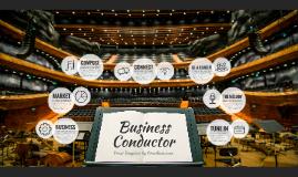 #Business Conductor - Prezi Template