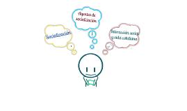 Copy of Socialización, Interacción Social y Vida Cotidiana.