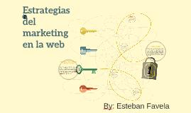 Estrategias del marketing en la web