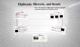 Ekphrasis, Rhetoric, and Remix (D'Angelo)