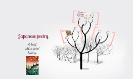 Japanese poetry
