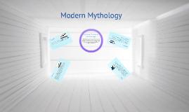 Mythology Today!