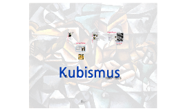 Copy of Copy of Kubismus, Braque, Picasso