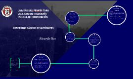 CONCEPTOS BASICOS DE AUTOMATAS