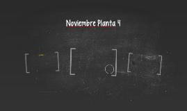 Noviembre Planta 4