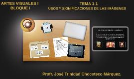 Prof. Jose Trinidad Chocoteco Márquez.