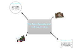 Describe the Tang Dynasty in China and its Reunification