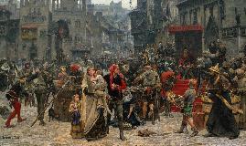Oficios y profeciones de la Edad Media