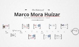 Timeline Prezumé by Marco  Mora-Huizar