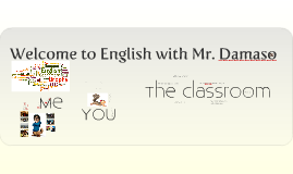Introduction to the Study of Language, Literature, and Life with Mr. Damaso