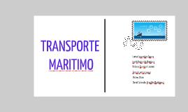 Copy of Transporte Maritimo