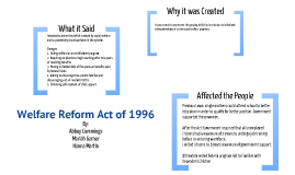 welfare reform act hcr 230 Assignment the welfare reform act hcr 230 may 13, 2012 this essay will focus on the positive and negative implications of the welfare reform act it will.