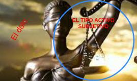 EL TIPO ACTIVO SUBJETIVO