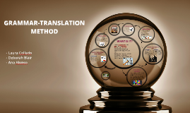 Copy of GRAMMAR-TRANSLATION METHOD