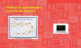 Exposición grupo expertos Objetos de aprendizaje y licencias en Internet