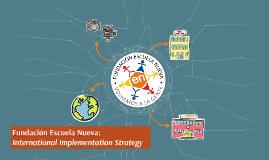Copy of Fundación Escuela Nueva
