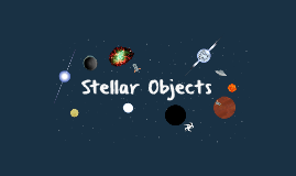 Stellar Ojects