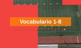 vocabulario 1-8