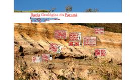 Bacia Geológica do Paraná