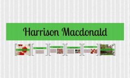 Harrison Macdonald