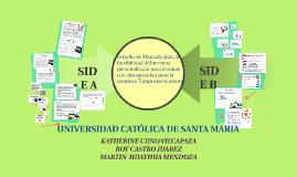 UNIVERSIDAD CATÓLICA DE SANTA MARIA