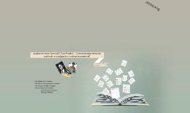 """Análise do texto """"A reconstrução crítica do sonho nacional"""