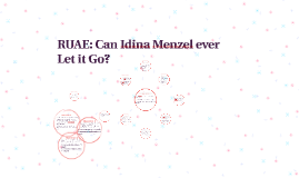 Copy of S5 RUAE: Can Idina Menzel ever Let it Go?