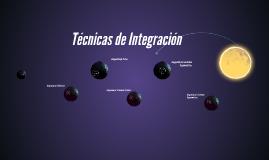 Técnicas de Integración