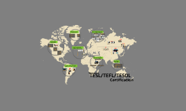Welcome to TESL/TEFL/TESOL