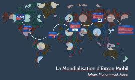 La Mondialisation d'Exxon Mobil