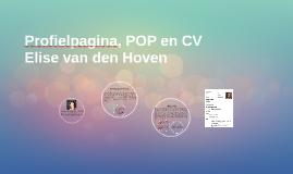 Profielpagina Elise van den Hoven