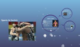 Cullen Jones: Sports in Society