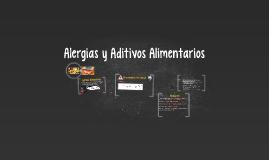 Alergias y Aditivos Alimentarios